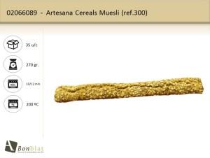 Artesana Cereals Muesli