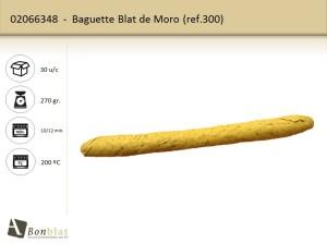 Baguette Blat de moro