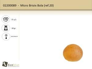 Micro Brioix Bola