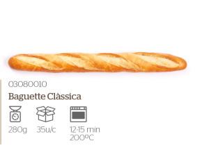 baguette-clasica
