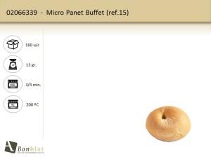Micro Panet Buffet