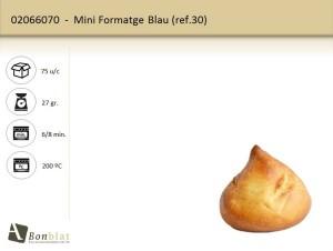 Mini Formatge Blau