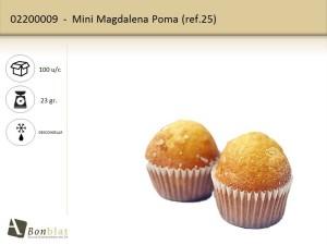 Mini Magdalena Poma