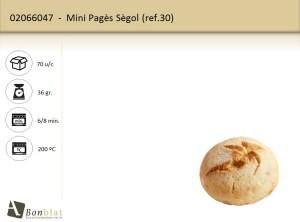 Mini Pagès Sègol