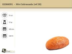 Mini Sobrassada