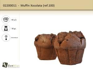Muffin Xocolata