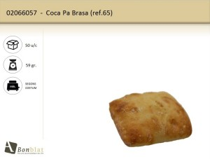 Coca Pa Brasa 65