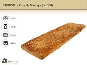 Coca de Mantega
