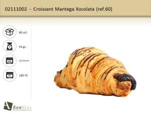 Croissant Mantega Xocolata