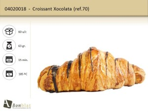 Croissant Xocolata