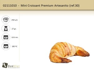 Mini Croissant Premium Artesanito