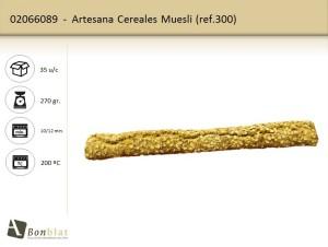 Artesana Cereales Muesli