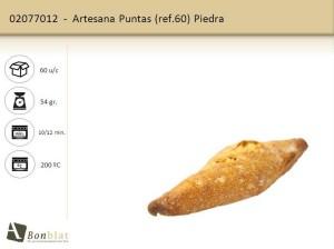 Artesana Puntas 60