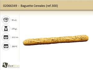 Baguette Cereales