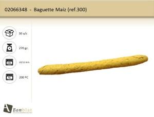 Baguette Maíz