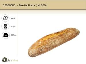 Barrita Brasa 100