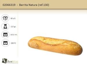 Barrita Natura 130