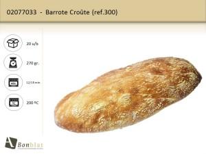Barrote Croûte
