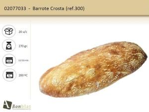 Barrote Crosta
