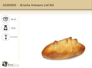 Brioche Artesano