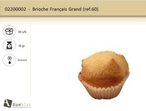 Brioche Français Grand