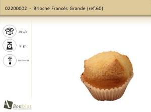 Brioche Francés Grande
