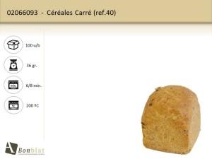 Céréales Carré