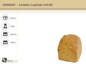 Cereales Cuadrado