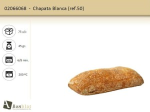 Chapata Blanca