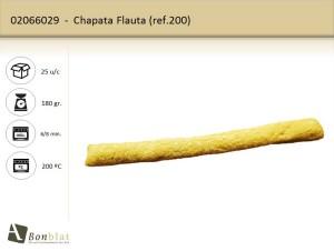 Chapata Flauta