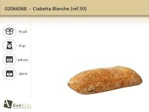 Ciabatta Blanche