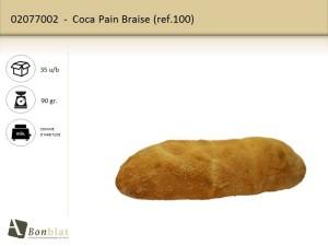 Coca Pain Braise 100