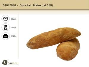 Coca Pain Braise 150