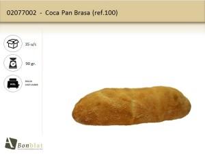 Coca Pan Brasa 100