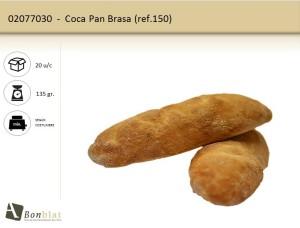Coca Pan Brasa 150