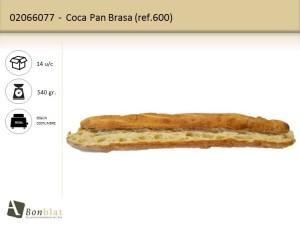 Coca Pan Brasa 600