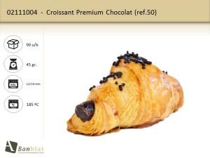 Croissant Premium Chocolat