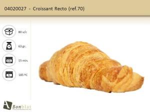 Croissant Recto