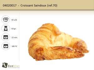 Croissant Saindoux