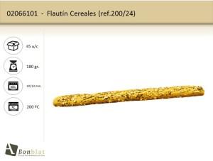 Flautín Cereales