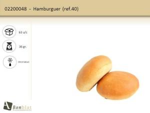 Hamburguer 40