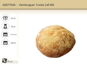 Hamburguer Crosta