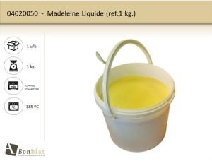 Madeleine Liquide