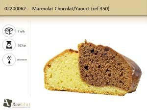 Marmolat Chocolat, Yaourt