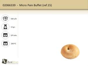 Micro Pain Buffet