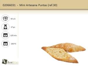Mini Artesana Puntas
