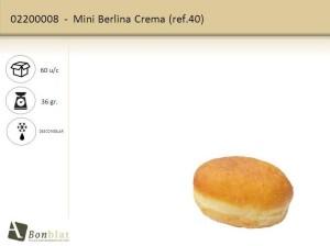 Mini Berlina Crema