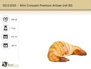 Mini Croissant Premium Artisan
