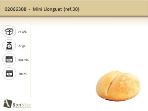 Mini Llonguet
