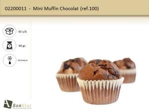 Mini Muffin Chocolat